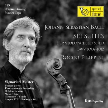 Joahnn Sebastian Bach - 6 Suites per Violoncello solo   BWV 1007-1012 (Tape)