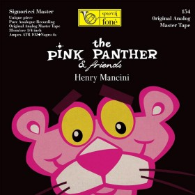 The Pink Panther - Henry Mancini (Tape)