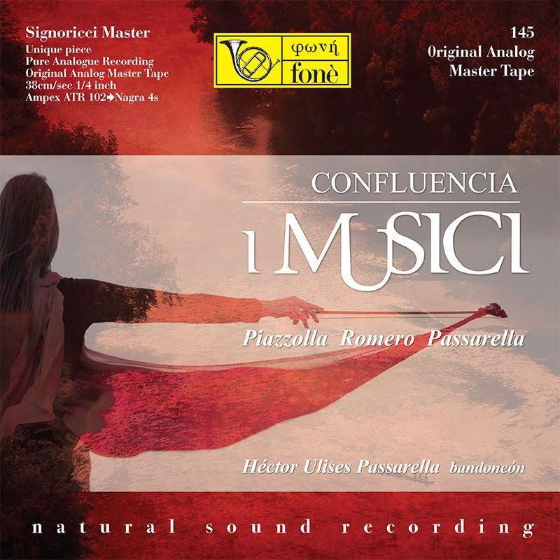 "I MUSICI  ""Confluencia"" (Tape)"