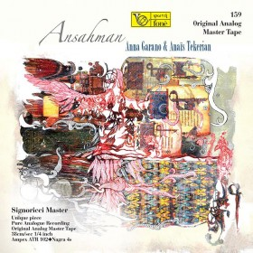 """ANSAHMAN"" Anna Garano & Anais Tekerian (Tape)"