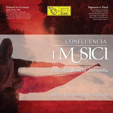 """I MUSICI  """"Confluencia"""" [LP]"""