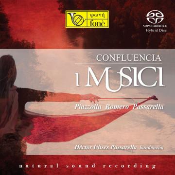 """I Musici """"Confluencia"""" (SACD)"""
