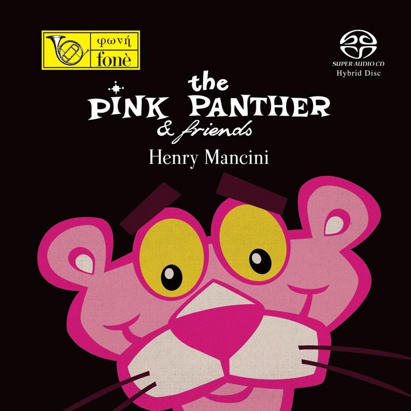 The Pink Panthers - Henry Mancini ( SACD)