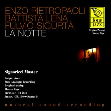 Pietropaoli, Lena, Sigurtà - La Notte (Tape)