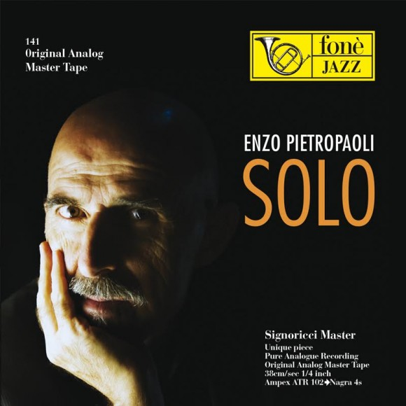 Enzo Pietropaoli - Solo (Tape)