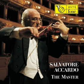 Salvatore Accardo - The Master (CD)