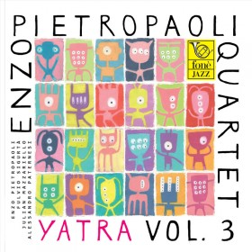 Yatra vol. 3 - Enzo Pietropaoli Quartet (SACD)