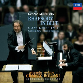 Chailly / Bollani  RHAPSODY IN BLUE