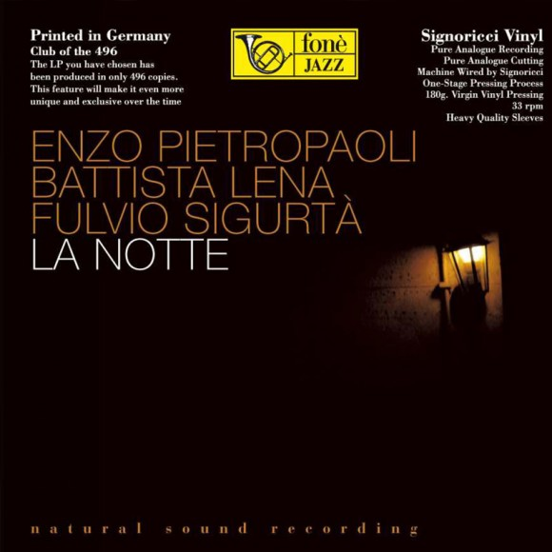 Pietropaoli - Lena - Sigurtà LA NOTTE