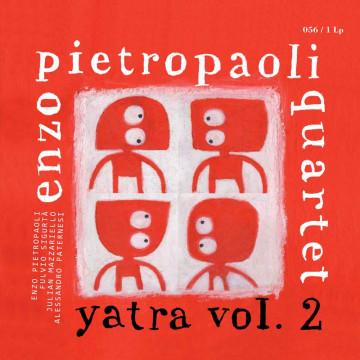 Enzo Pietropaoli Quartet Yatra vol. 2