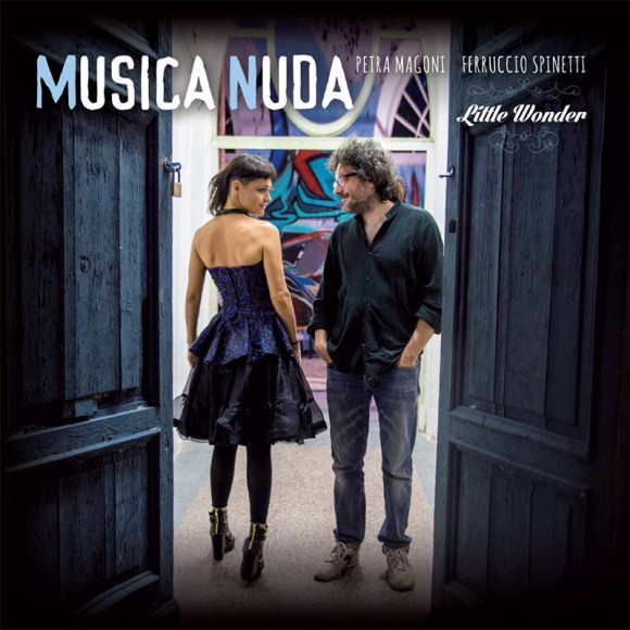 Musica Nuda - Little Wonder ( VINILE)
