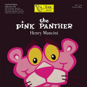 The Pink Panther - Henry Mancini (45 rpm)