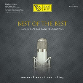 David Manley Jazz - Best of The best - CDGOLD24K