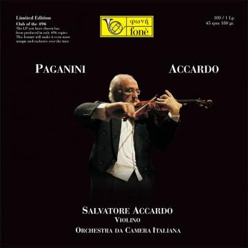 N.Paganini - Salvatore Accardo (45 rpm)