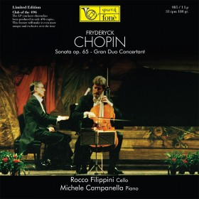 Rocco Filippini & Michele Campanella, CHOPIN [LP]