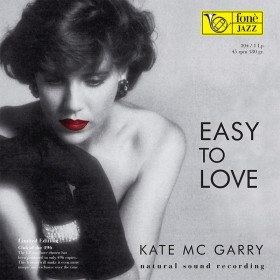 Kate Mc Garry - Easy to love (VINILE)