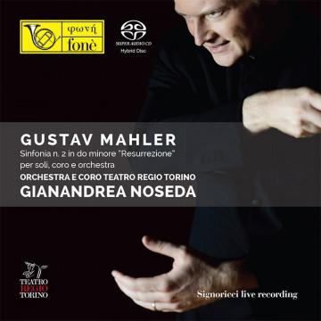 Gianandrea Noseda, Gustav Mahler (SACD)