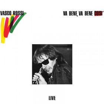 Vasco Rossi - Va bene, va bene così (LP)