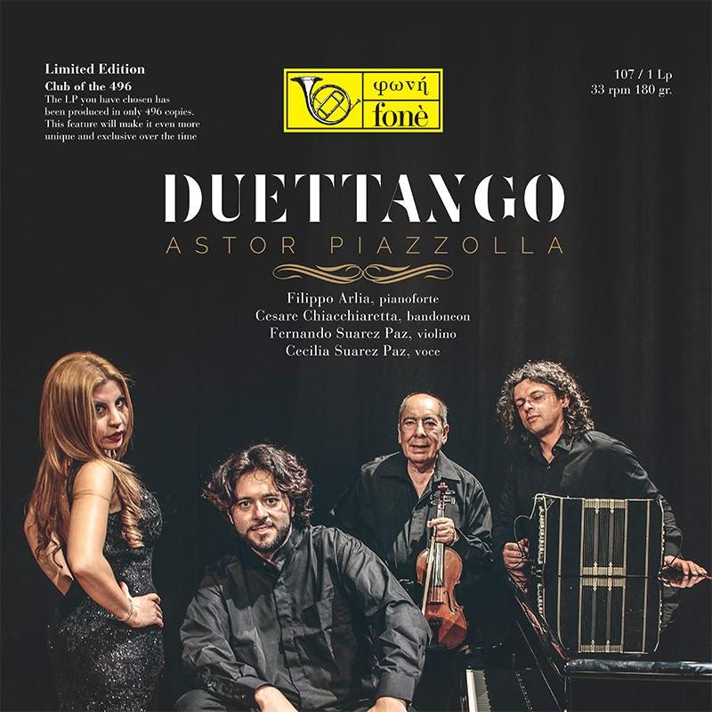 DUETTANGO, Astor Piazzolla ( VINILE)