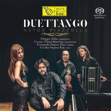 DUETTANGO, Astor Piazzolla (SACD)