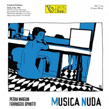 Musica Nuda - Petra Magoni, Ferruccio Spinetti (VINILE)