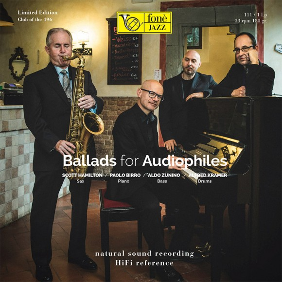 Ballads for Audiophiles (VINILE)