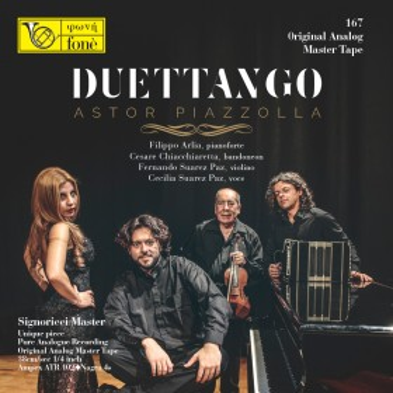 DUETTANGO, Astor Piazzolla (TAPE)