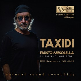 TAXIDI Fausto Mesolella - Guitar & Loop Pedal (CD GOLD)