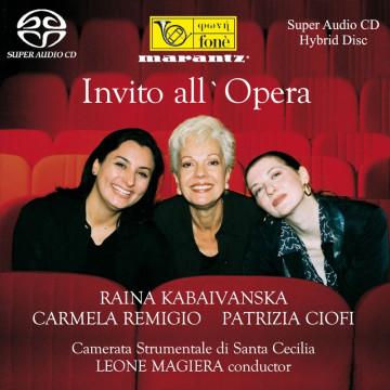 Invito all' Opera - Cilea, Donizetti, Mascagni, Puccini, Rossini, Verdi
