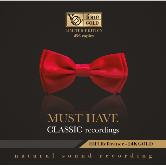 MUST HAVE CLASSIC recordings (CD GOLD)