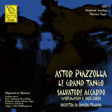 Astor Piazzolla - Grand Tango (Tape)