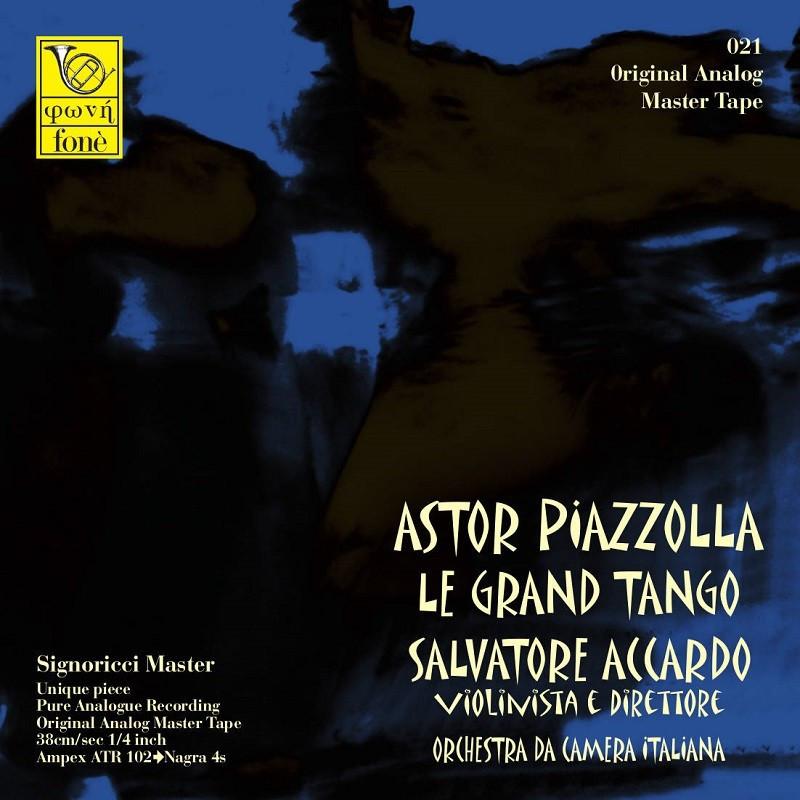 Astor Piazzolla - La Grand Tango (Tape)
