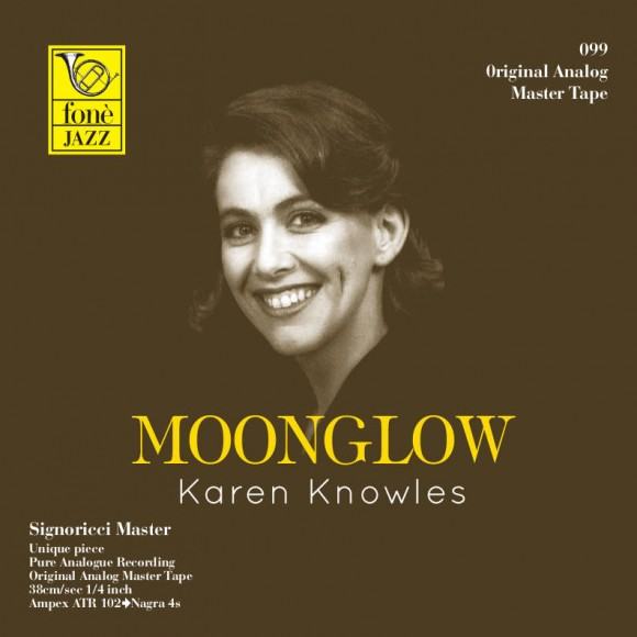 MOONGLOW - Karen Knowles (Tape)