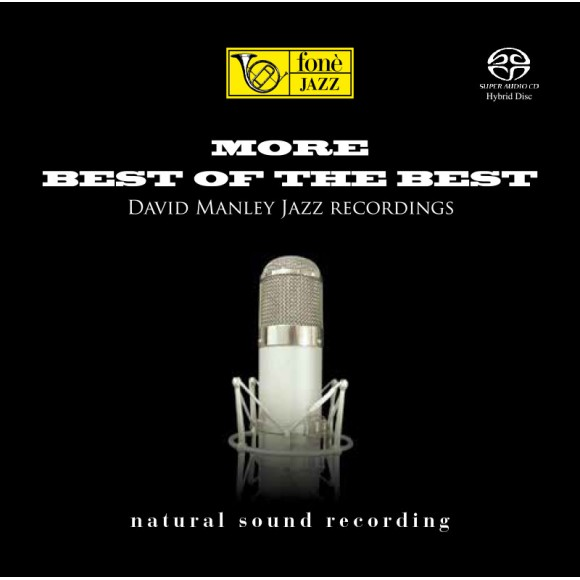 More Best of the Best - David Manley Jazz Recordings (SACD)