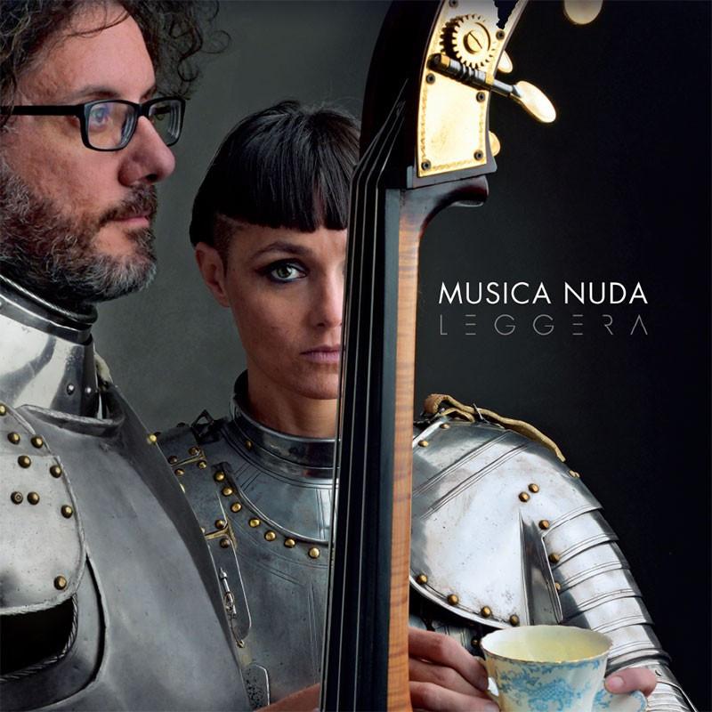 MUSICA NUDA - Petra Magoni & Ferruccio Spinetti - LEGGERA (vinile)
