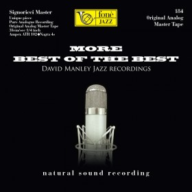 More Best of The Best - David Manley Jazz Recordings (Tape)