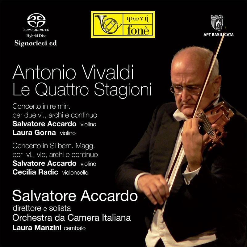 S.Accardo - Vivaldi Le quattro Stagioni