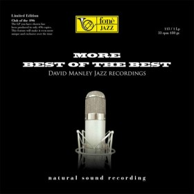More Best of the Best - David Manley Jazz Recordings [LP]