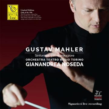 Gianandrea Noseda, Gustav Mahler [LP]