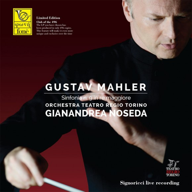 Gianandrea Noseda, Gustav Mahler (Vinile)