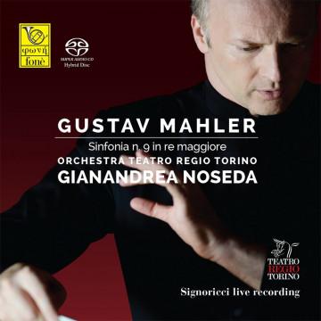 Gianandrea Noseda, Gustav Mahler - Sinfonia n. 9 in RE maggiore [SACD]