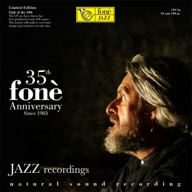 35th fonè Anniversary Jazz Recordings