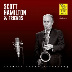 SCOTT HAMILTON & FRIENDS [LP]