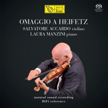 OMAGGIO A HEIFETZ - Salvatore Accardo & Laura Manzini (SACD)