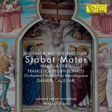 GIOVANNI BATTISTA PERGOLESI - Stabat Mater (SACD)