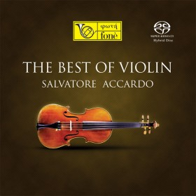 Salvatore Accardo - Best of Violin  ( SACD)
