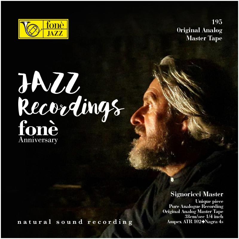 JAZZ RECORDINGS fonè Anniversary (TAPE)