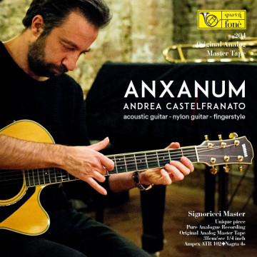 ANXANUM - Andrea Castelfranato (TAPE)