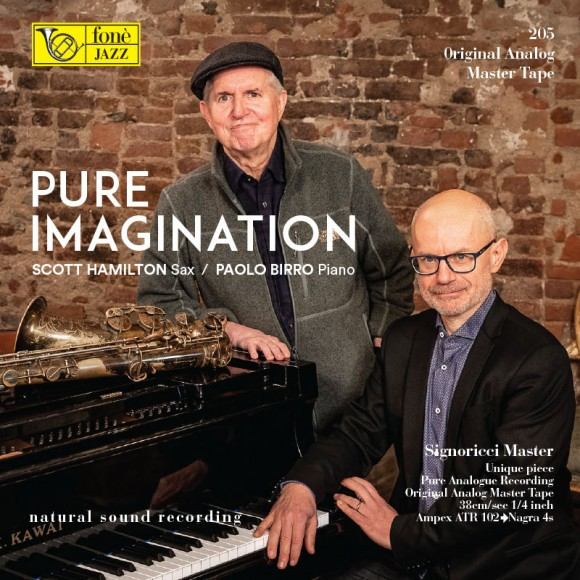 Pure Imagination - Scott Hamilton & Paolo Birro