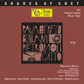 Shades of Chet - Rava, Fresu, Bollani, Pietropaoli, Gatto (TAPE)